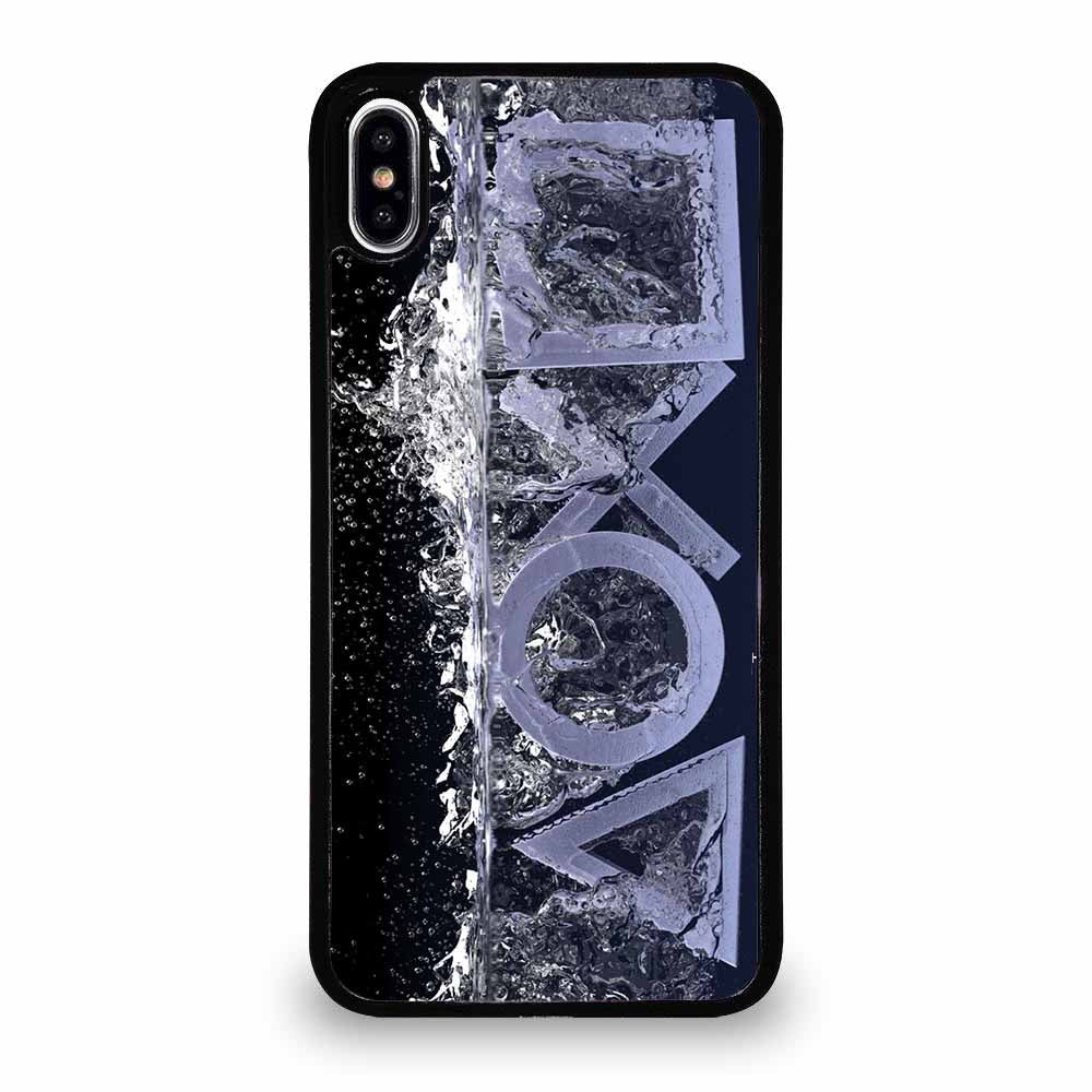 PLAYSTATION LOGO iPhone XS Max Case