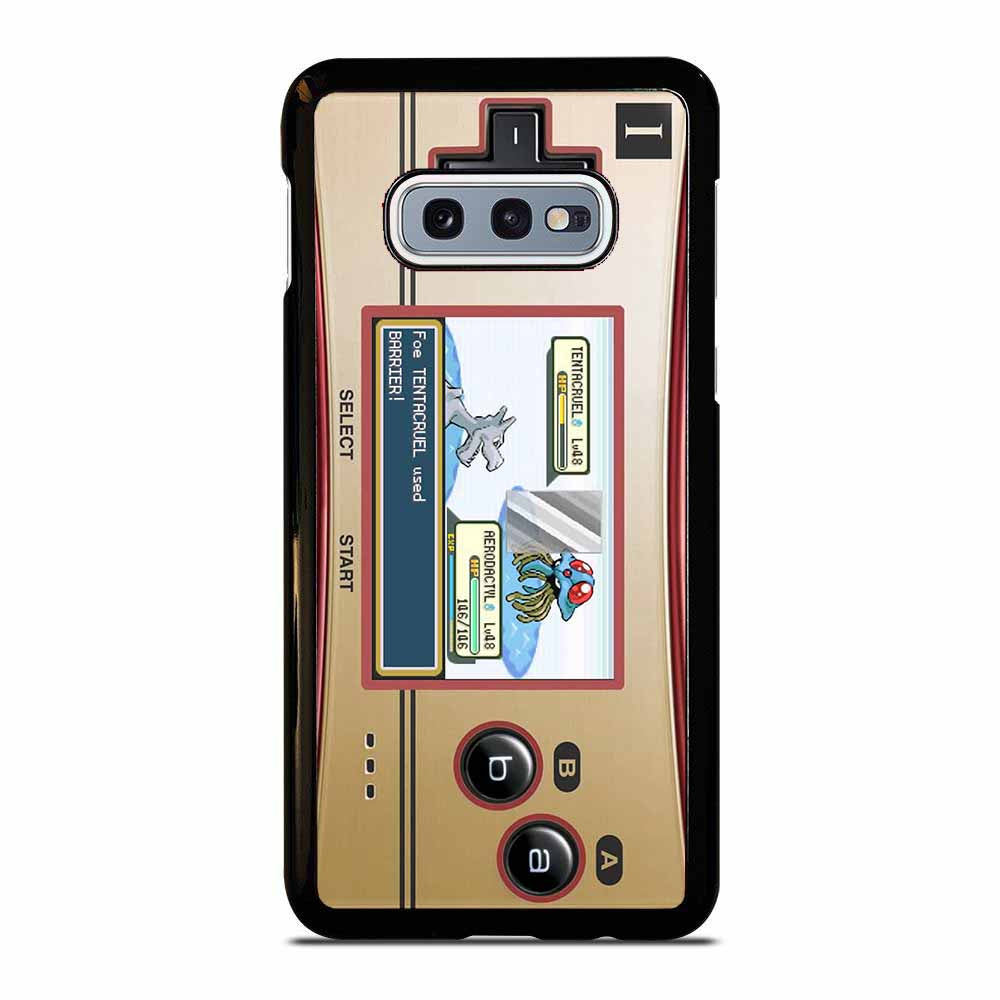 POKEMON GAME BOY Samsung Galaxy S10E case