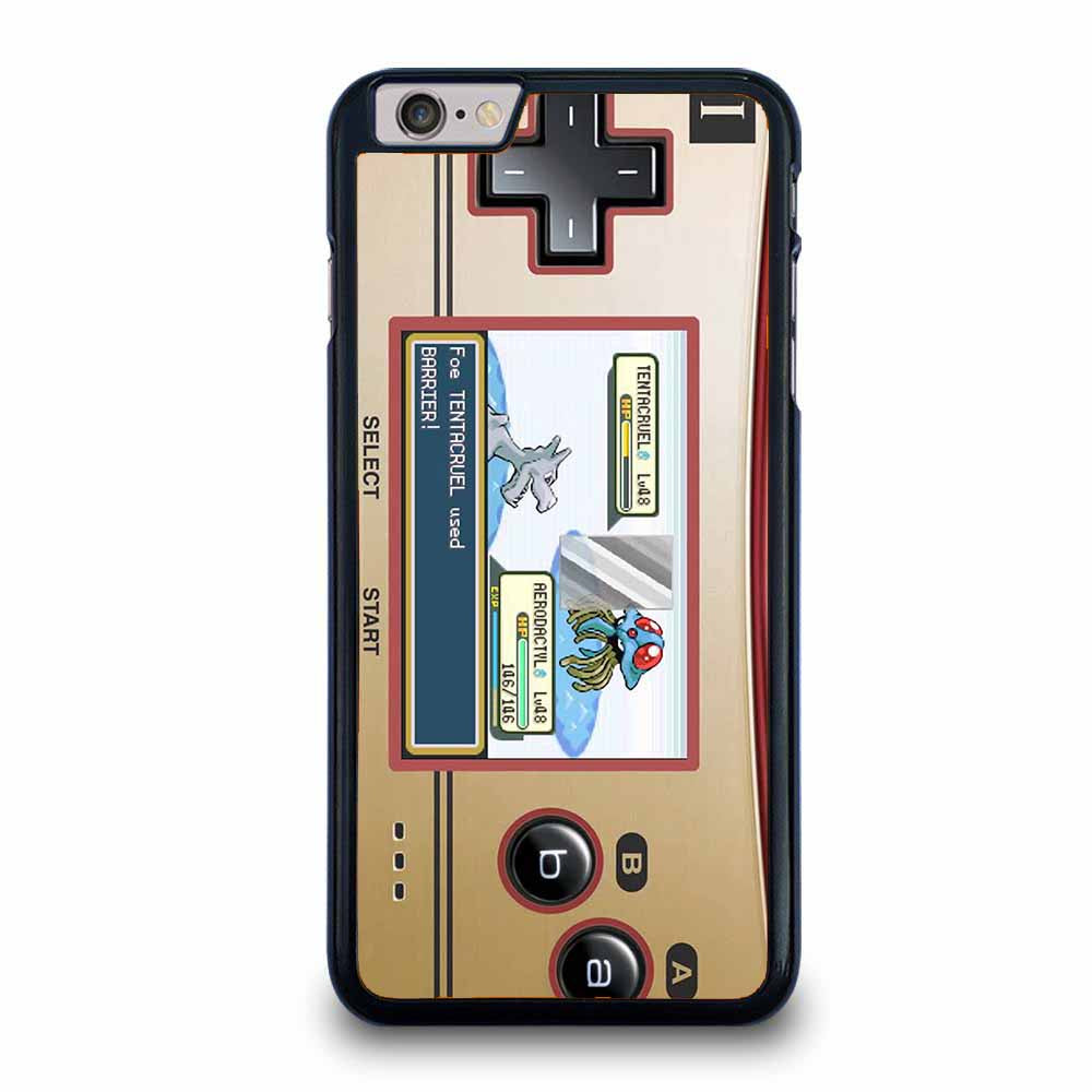 POKEMON GAME BOY iPhone 6 / 6S case
