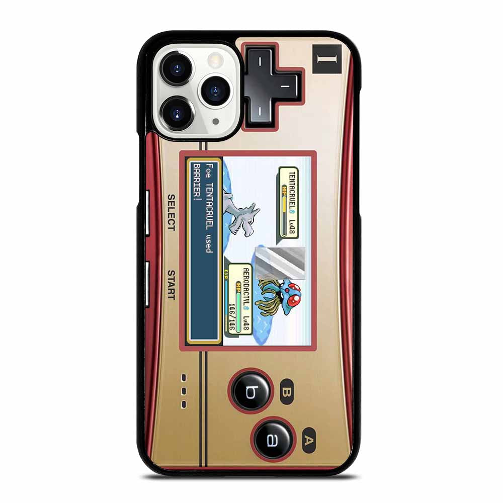 POKEMON GAME BOY iPhone 11 Pro Case