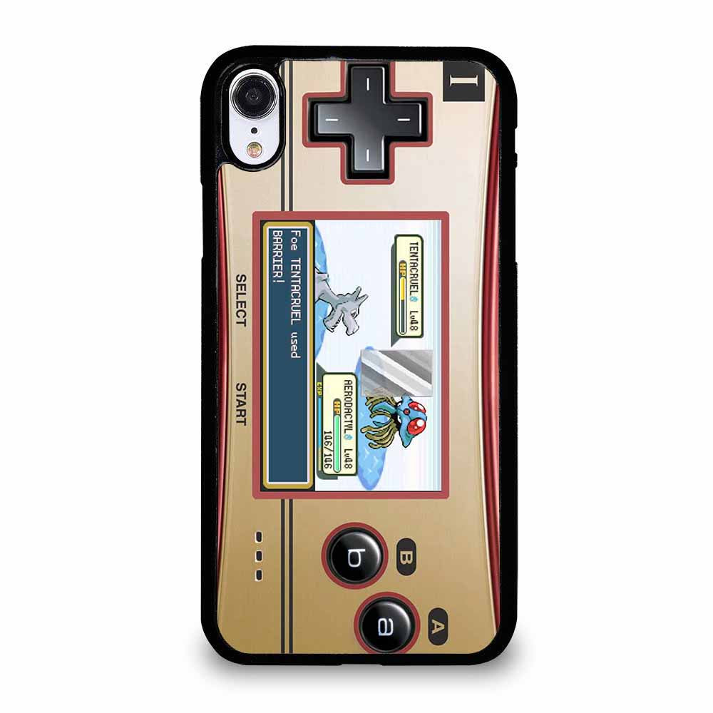 POKEMON GAME BOY iPhone XR Case