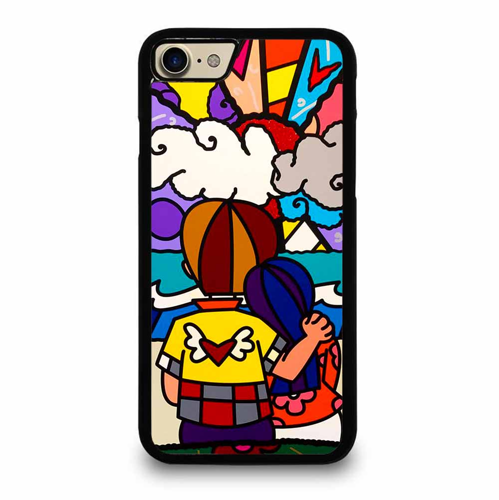 POP ART ROMERO BRITTO iPhone 7 / 8 case