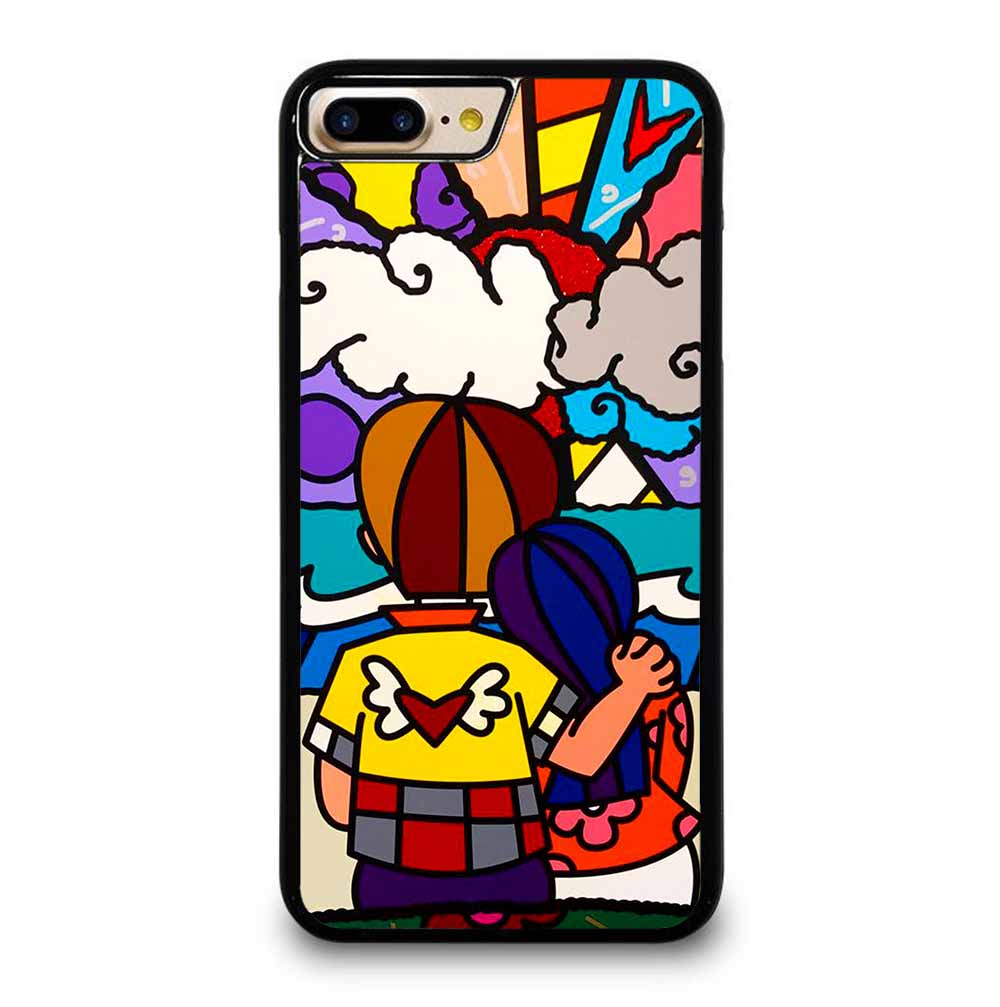 POP ART ROMERO BRITTO iPhone 7 / 8 PLUS case