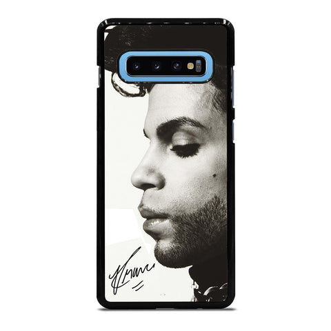 PRINCE FACE PURPLE RAIN 1 Samsung Galaxy S10 Plus case