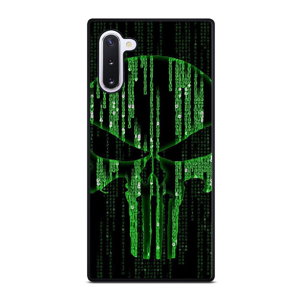 PUNISHER POLICE LOGO Samsung Galaxy Note 10 case