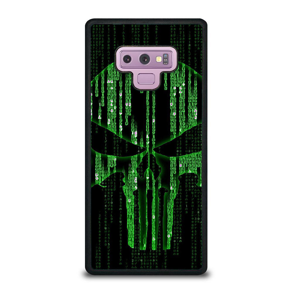 PUNISHER POLICE LOGO Samsung Galaxy Note 9 case