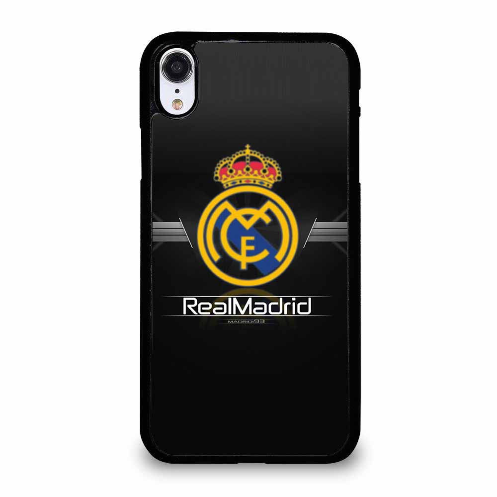 REAL MADRID LOGO iPhone XR Case