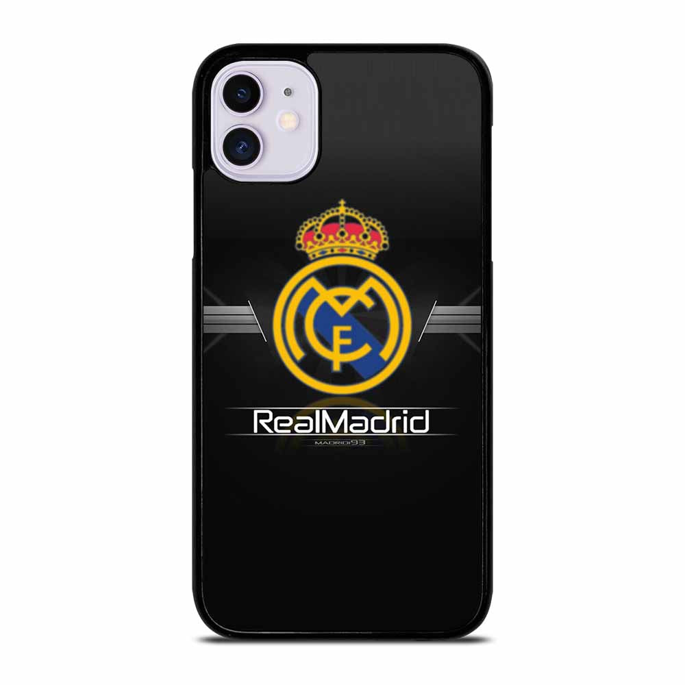 REAL MADRID LOGO iPhone 11 Case
