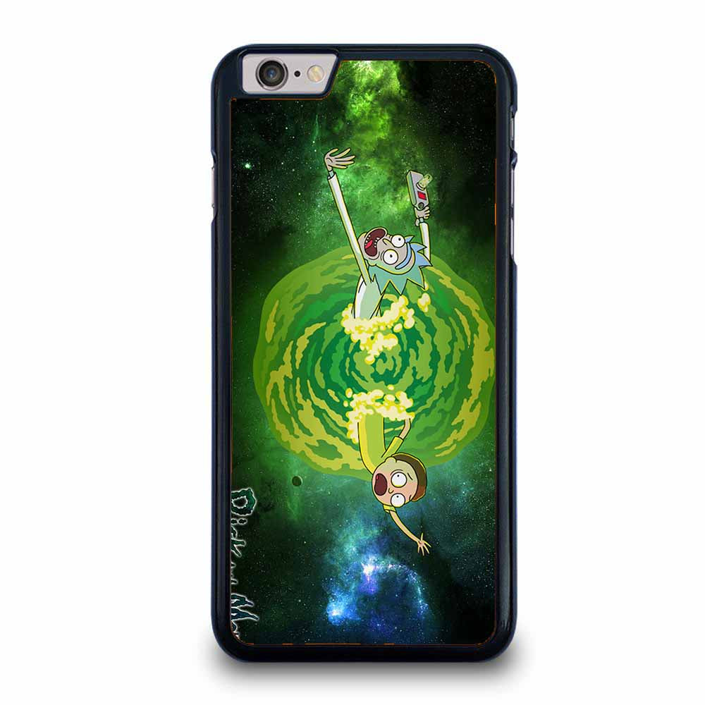 RICK AND MORTY PORTAL iPhone 6 / 6S Plus case