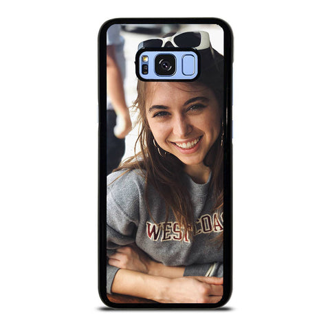 RILEY REID SMILE Samsung Galaxy S8 Plus case