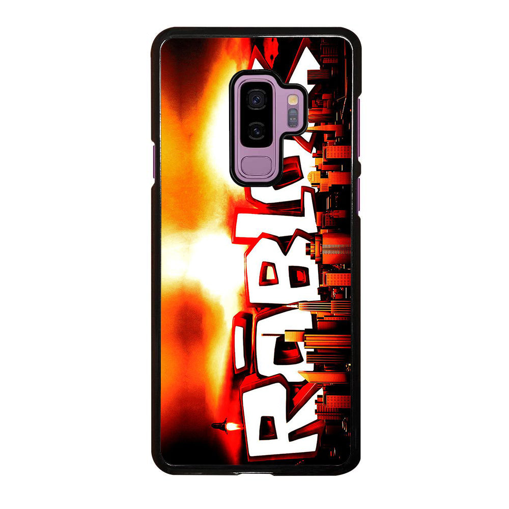 Roblox Game 4 Samsung Galaxy S9 Plus Case Fellowcase