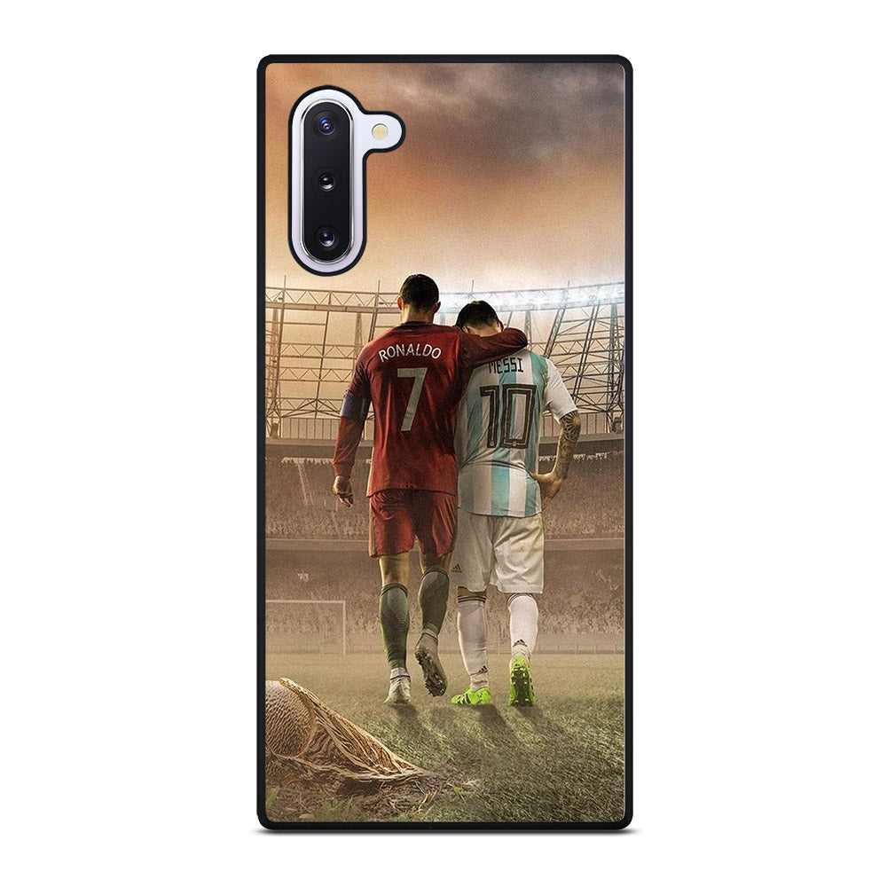 RONALDO AND MESSI Samsung Galaxy Note 10 case