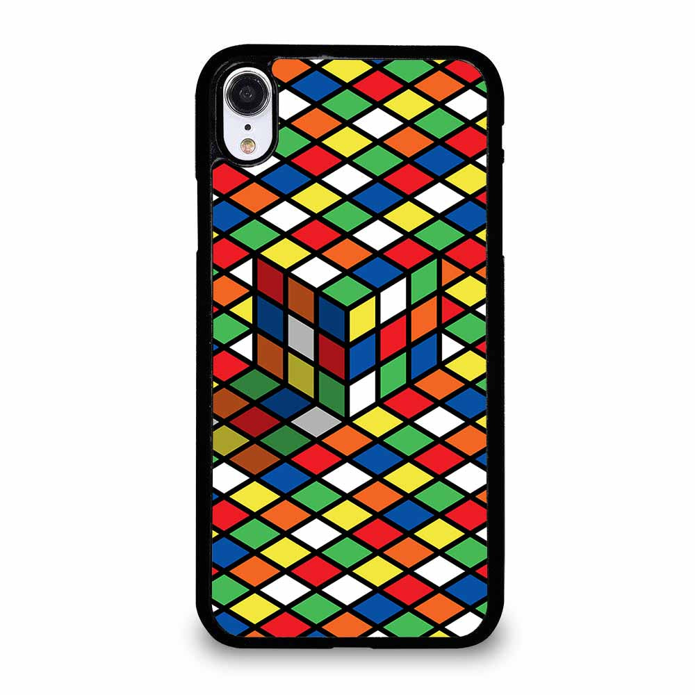 RUBIKS CUBE iPhone XR Case