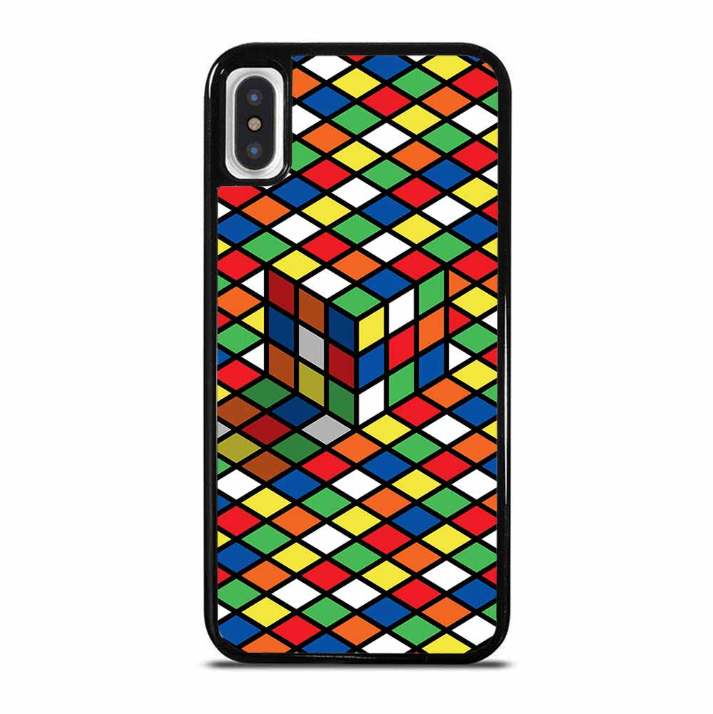 RUBIKS CUBE iPhone X / XS Case