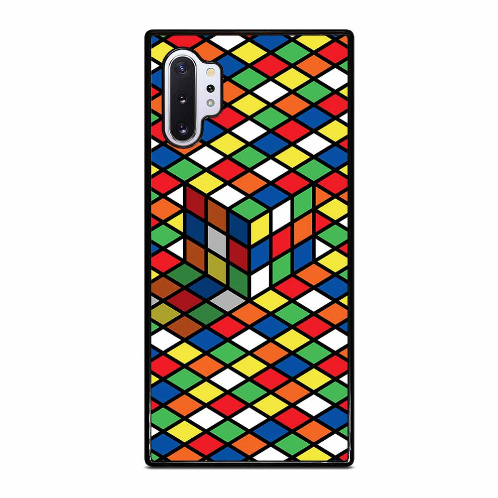 RUBIKS CUBE Samsung Galaxy Note 10 Plus case
