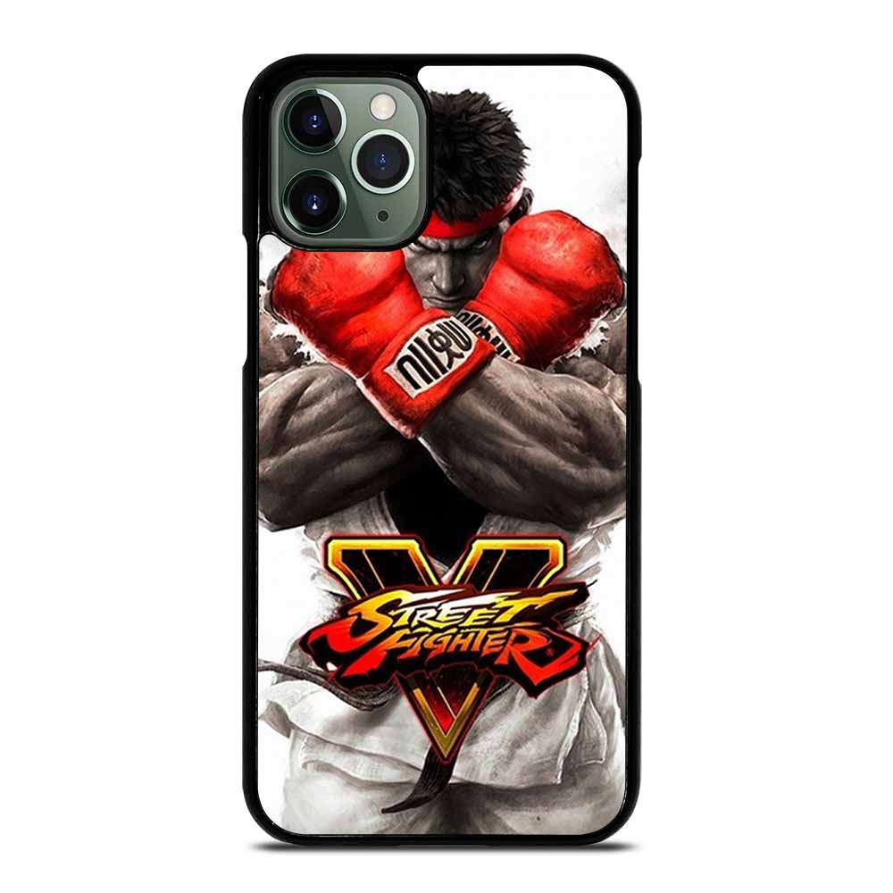 RYU STREET FIGHTER iPhone 11 Pro Max Case