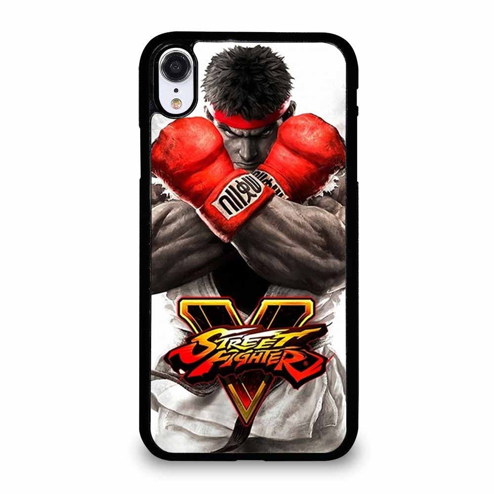 RYU STREET FIGHTER iPhone XR Case