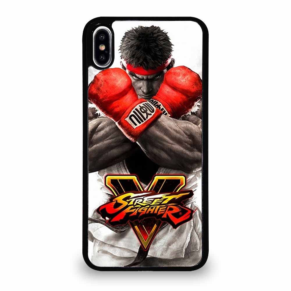 RYU STREET FIGHTER iPhone XS Max Case