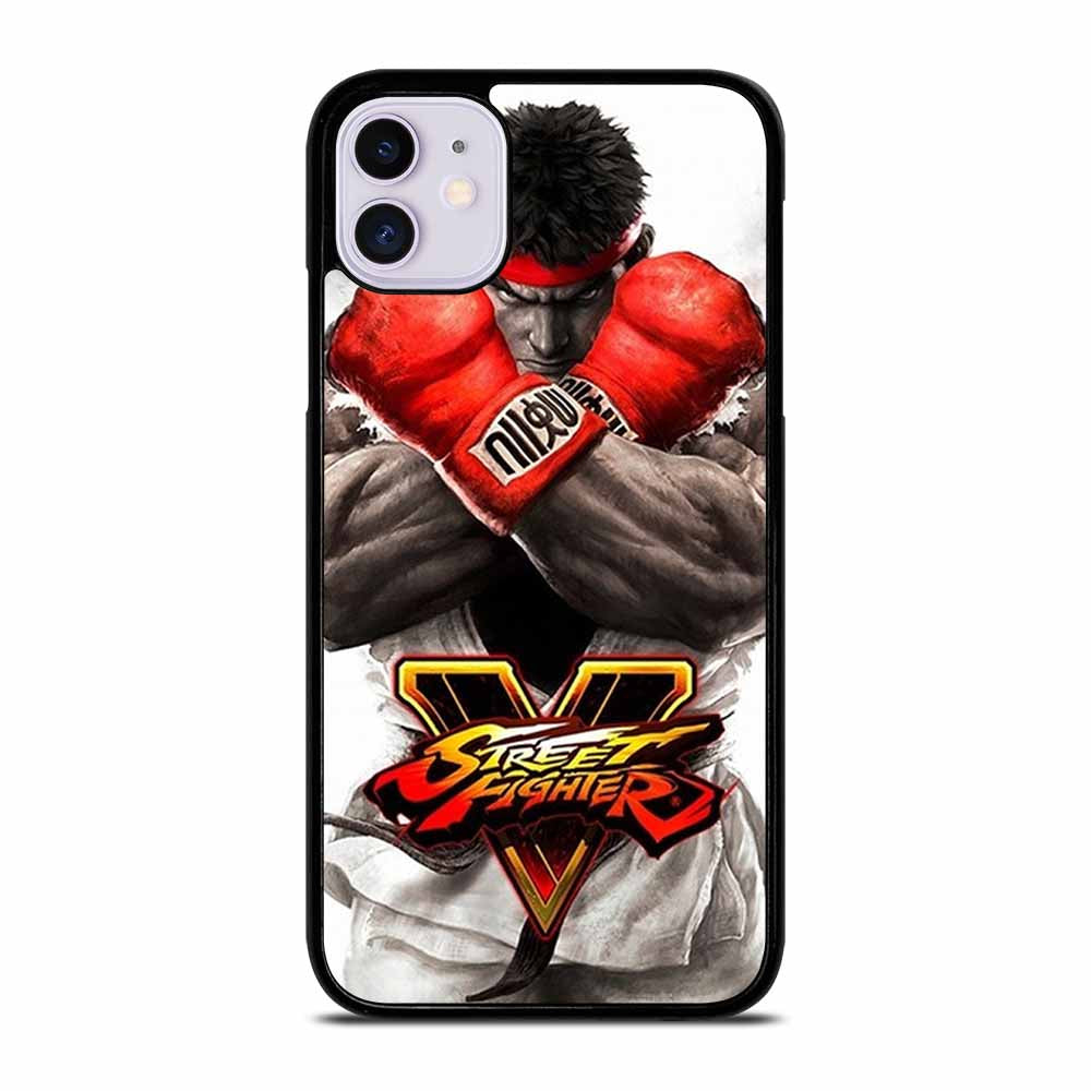 RYU STREET FIGHTER iPhone 11 Case