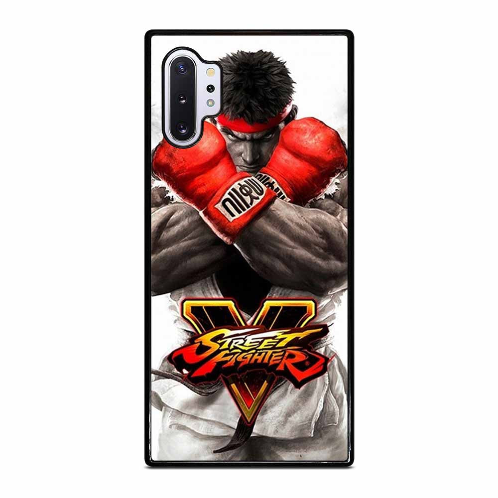 RYU STREET FIGHTER Samsung Galaxy Note 10 Plus case
