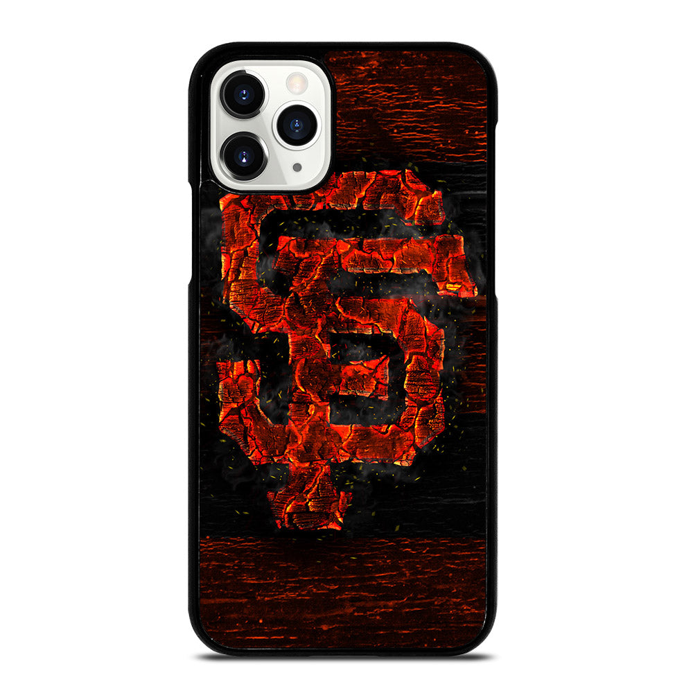 SAN FRANCISCO GIANTS ICON WOOD iPhone 11 Pro Case