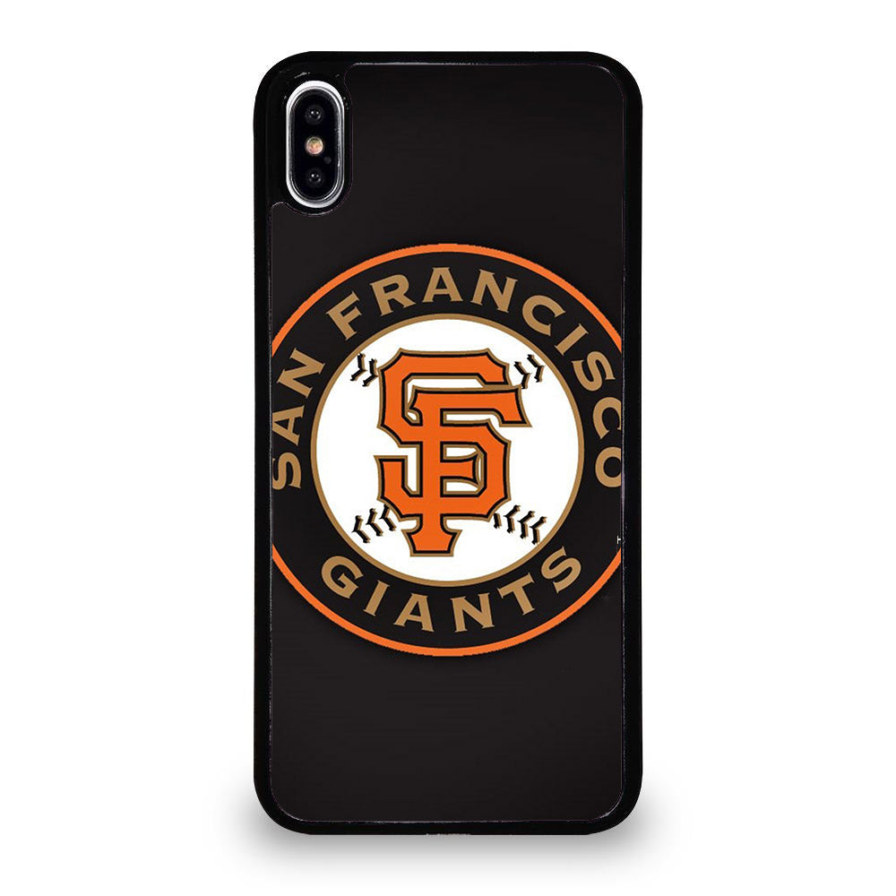 SAN FRANCISCO GIANTS LOGO iPhone XS Max Case