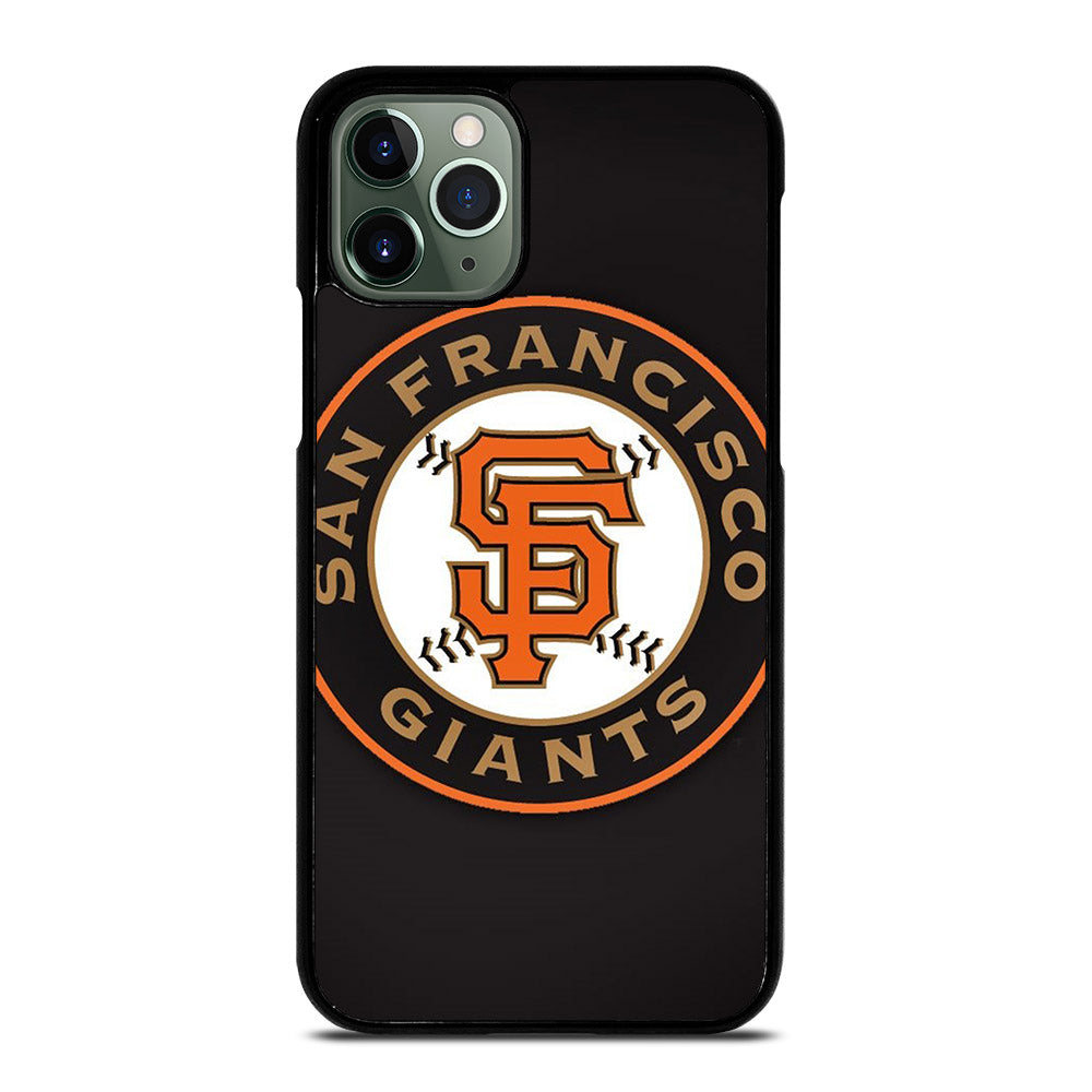 SAN FRANCISCO GIANTS LOGO iPhone 11 Pro Max Case