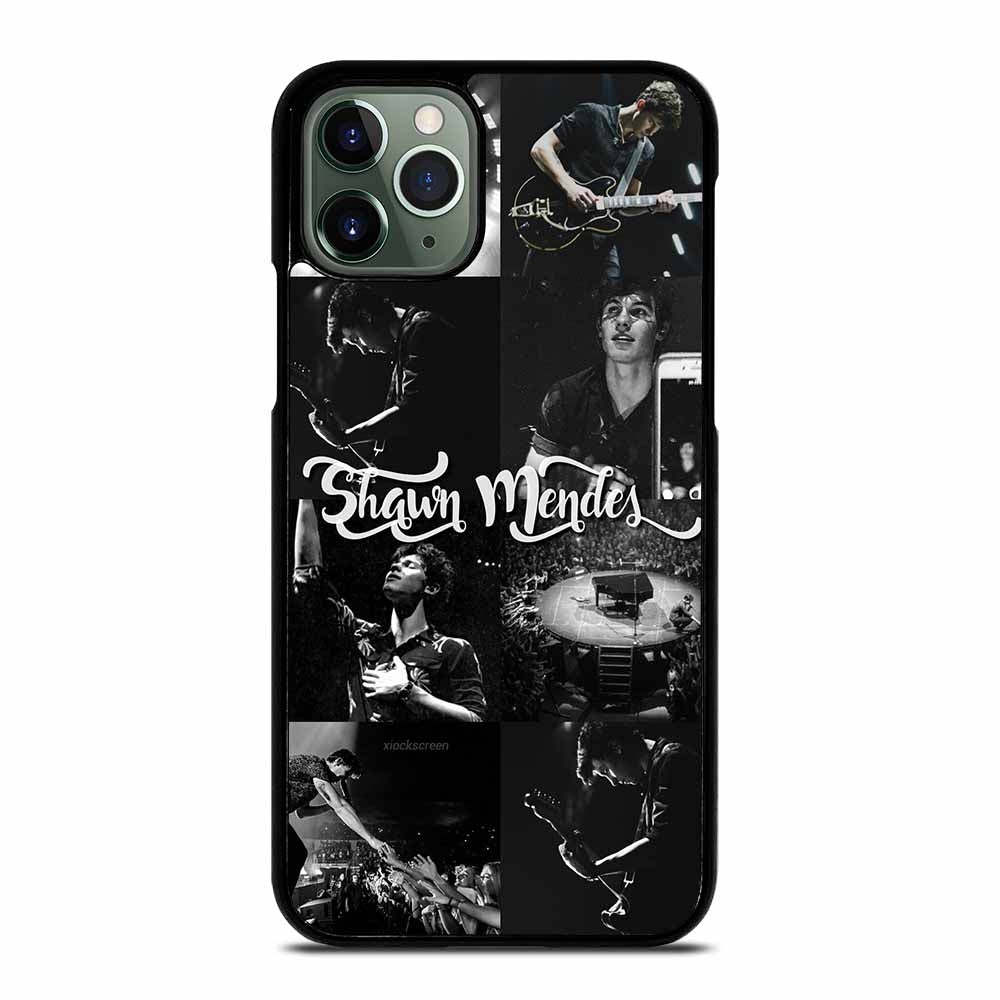 SHAWN MENDES CONCERT iPhone 11 Pro Max Case