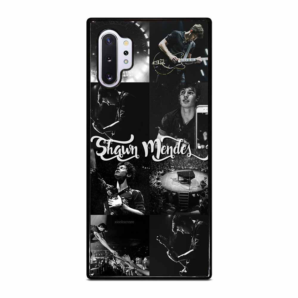 SHAWN MENDES CONCERT Samsung Galaxy Note 10 Plus case
