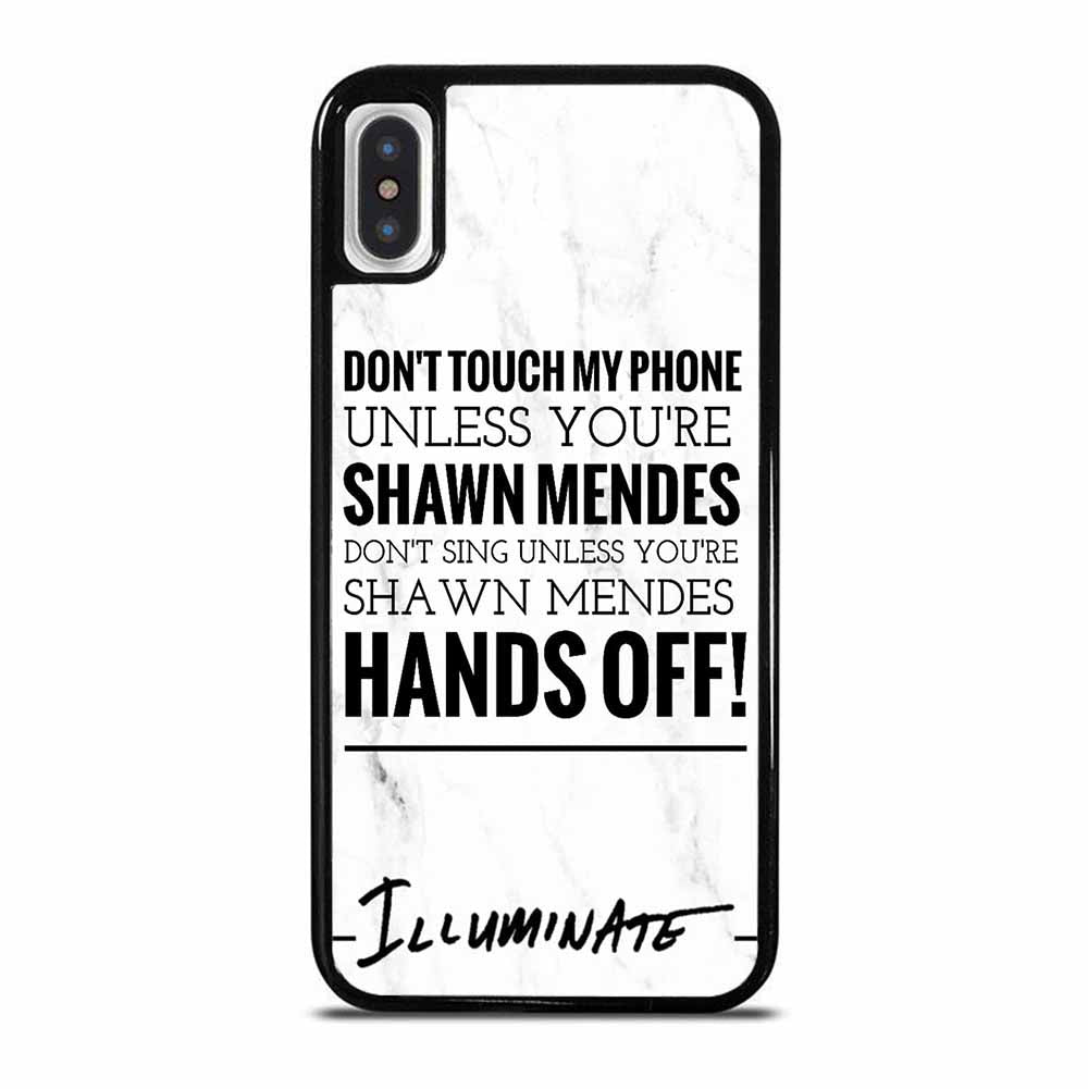 SHAWN MENDES ILLUMINATE iPhone X / XS Case