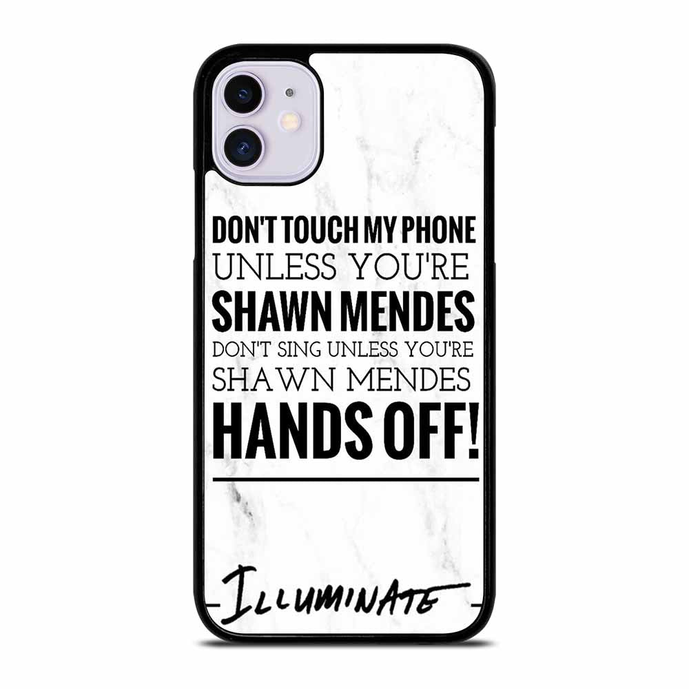 SHAWN MENDES ILLUMINATE iPhone 11 Case