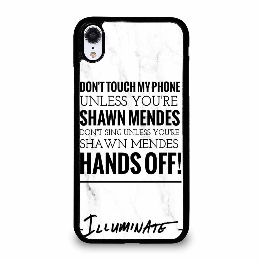 SHAWN MENDES ILLUMINATE iPhone XR Case