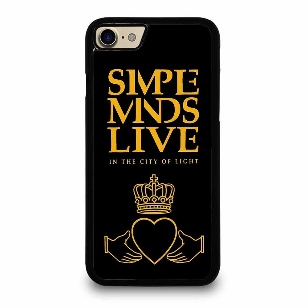 SIMPLE MIND ROCK BAND iPhone 7 / 8 case