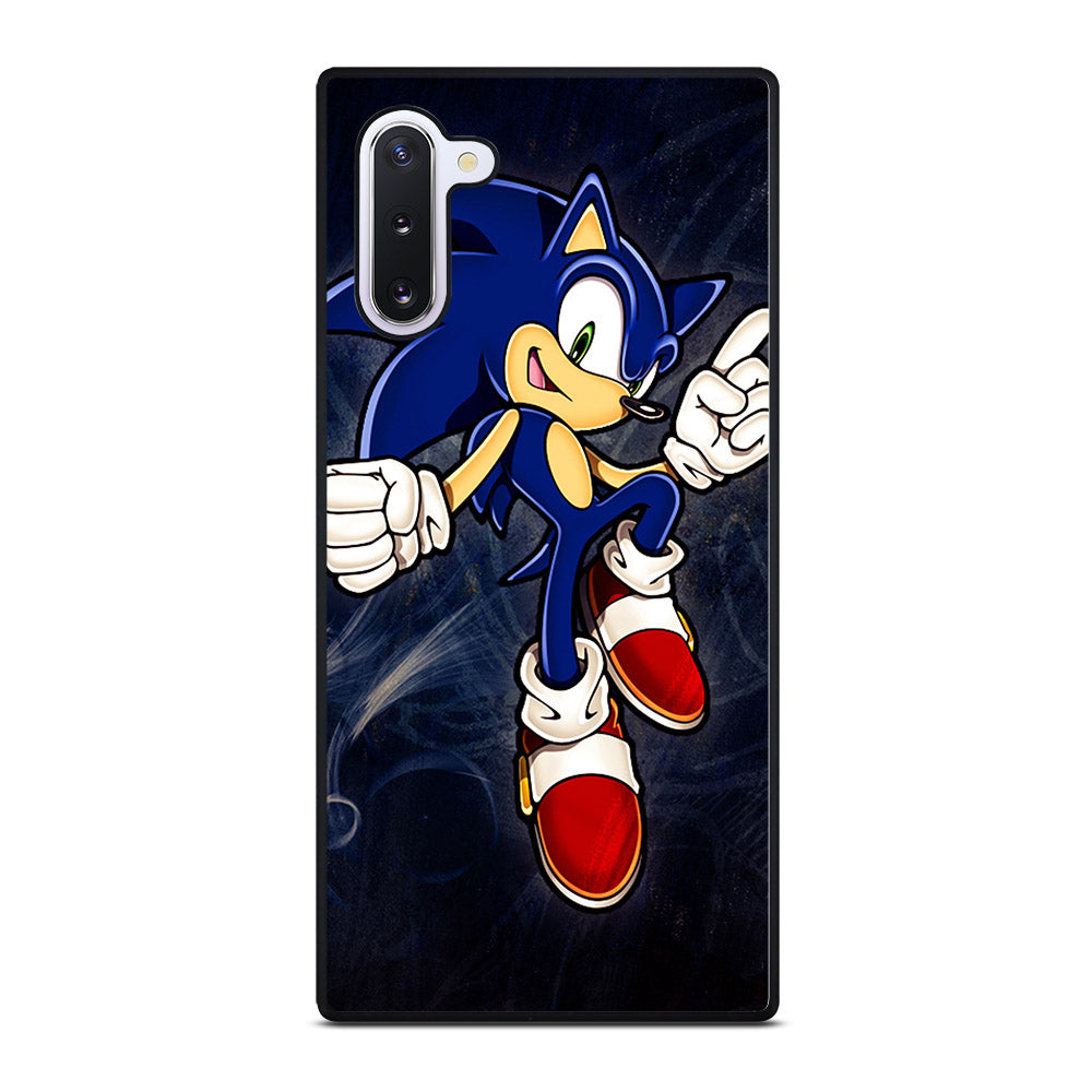SONIC THE HEDGEHOG 1 Samsung Galaxy Note 10 case