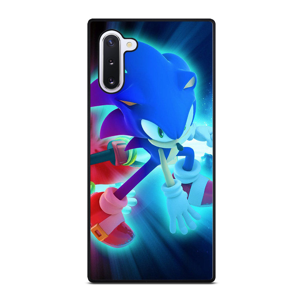 SONIC THE HEDGEHOG BLUE Samsung Galaxy Note 10 case