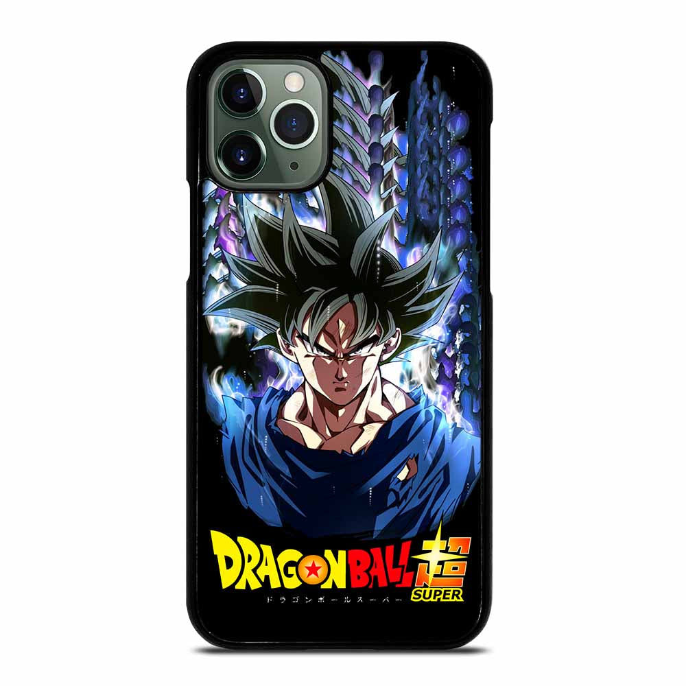 SON GOKU ULTRA INSTINCT iPhone 11 Pro Max Case