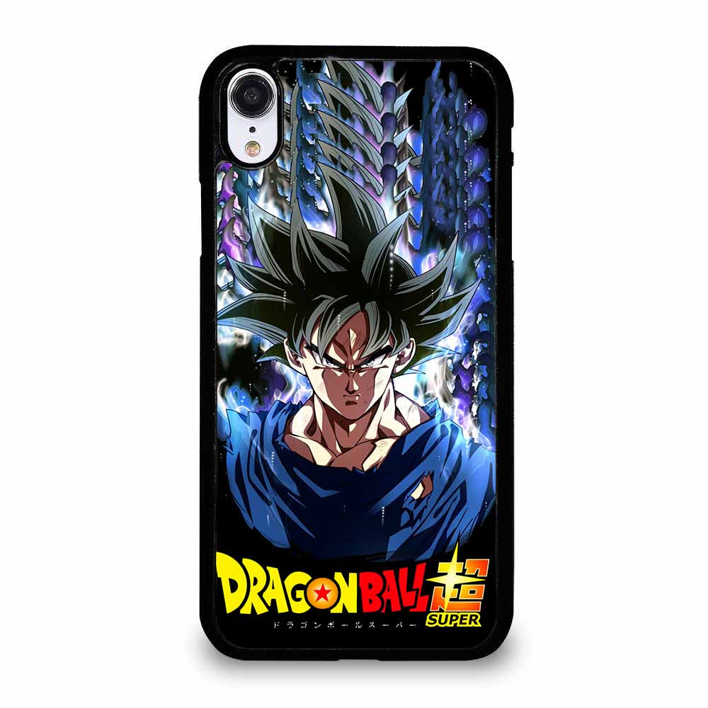 SON GOKU ULTRA INSTINCT iPhone XR Case