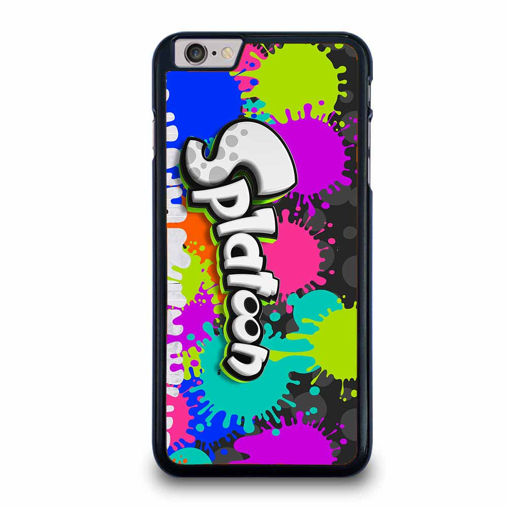 SPLATOON LOGO iPhone 6 / 6S case