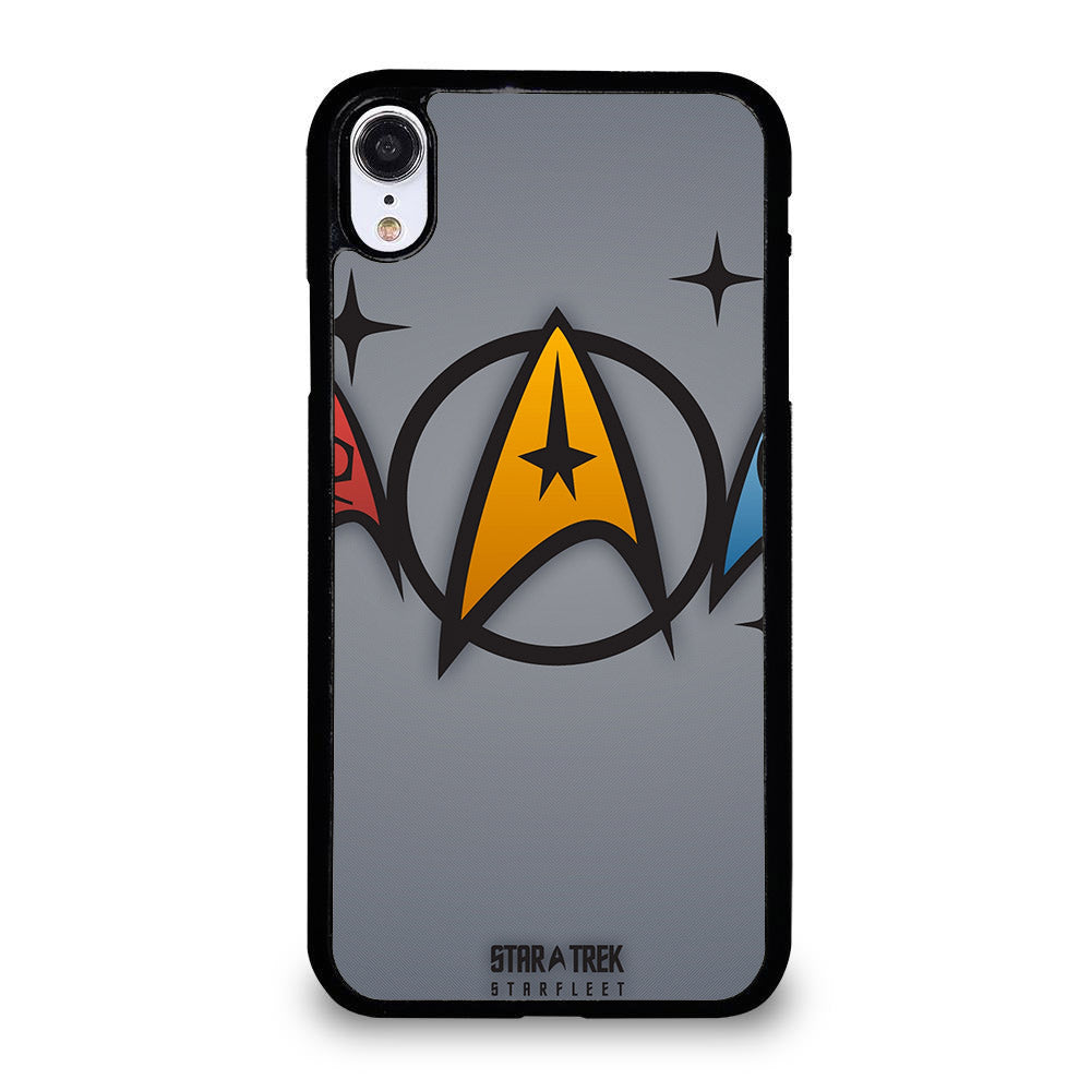 STAR TREK LOGO iPhone XR Case