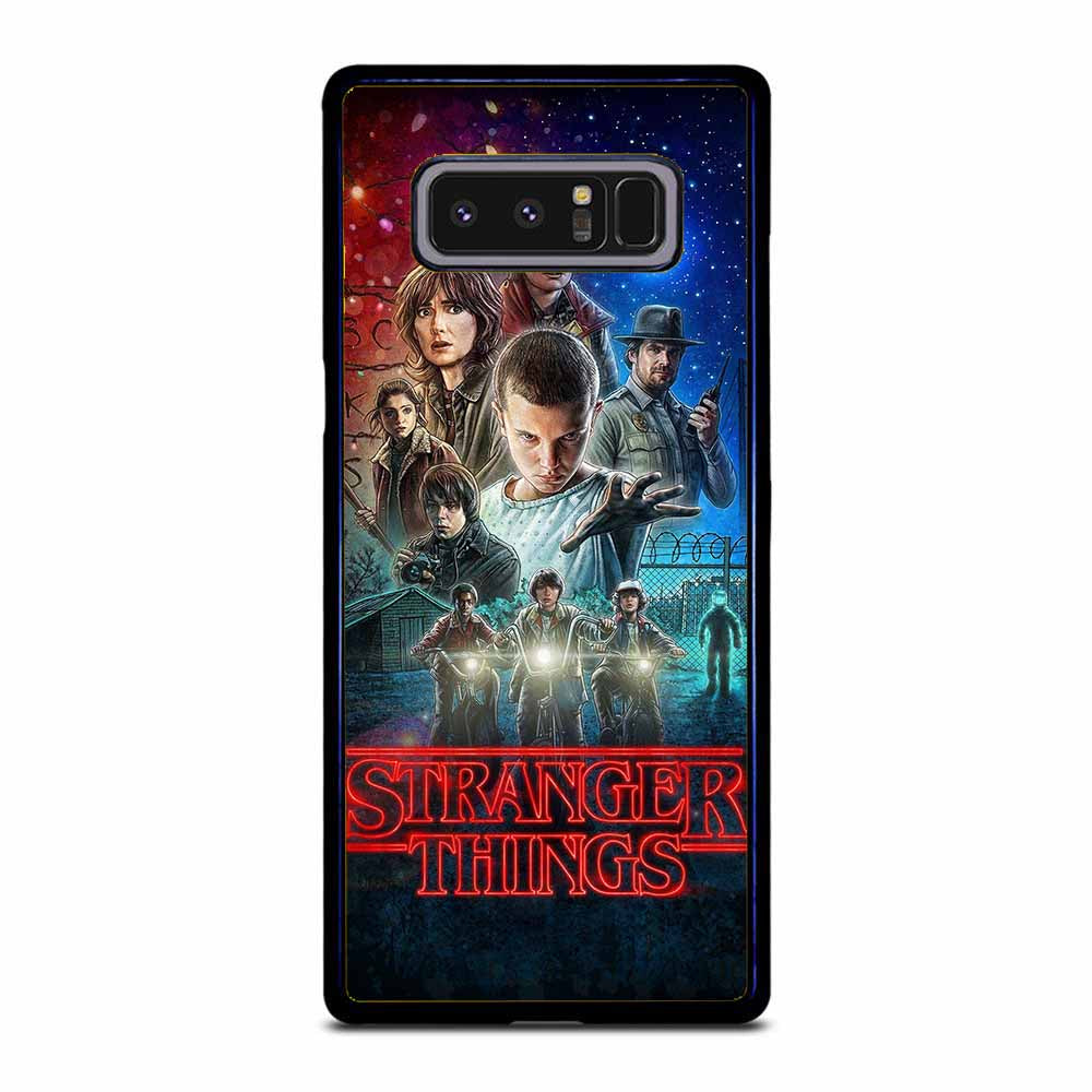 STRANGER THINGS 1 Samsung Galaxy Note 8 case