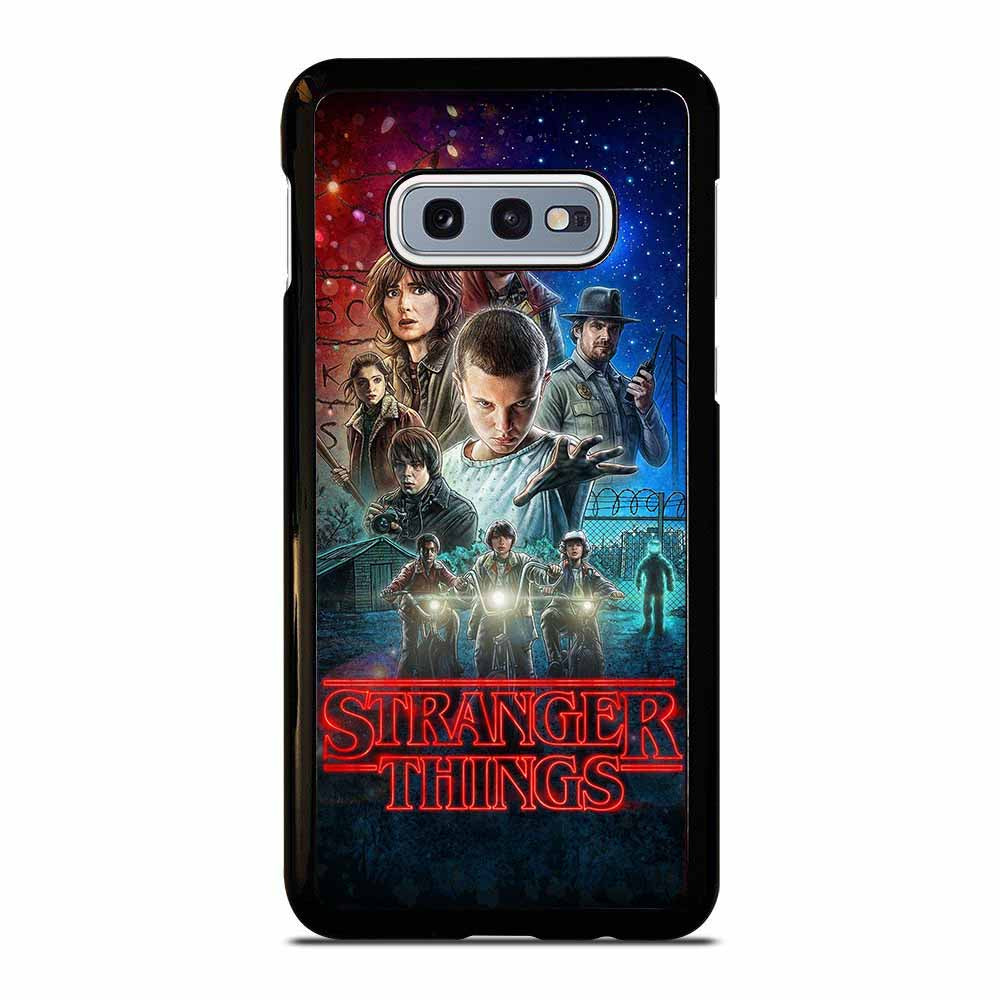 STRANGER THINGS 1 Samsung Galaxy S10E case
