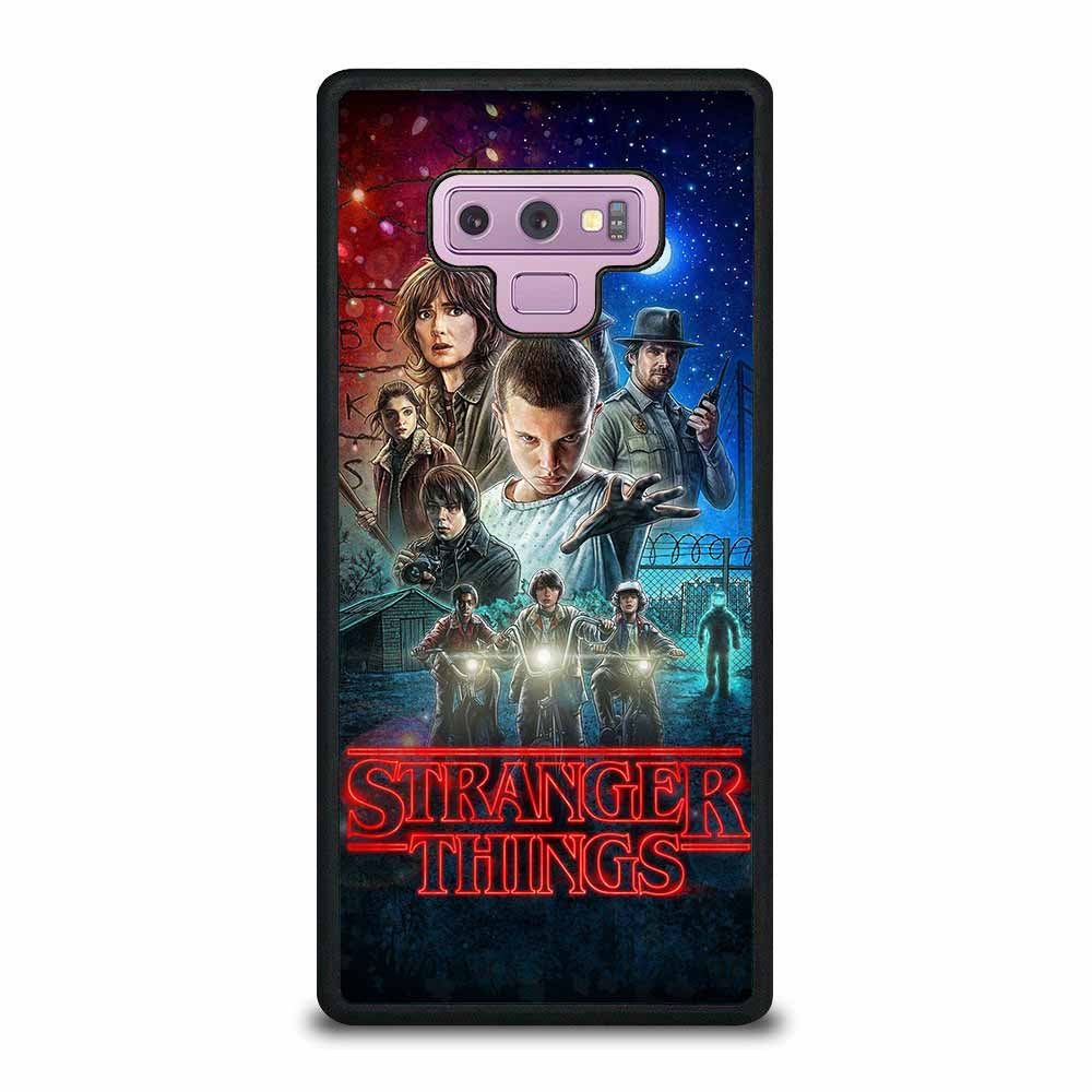 STRANGER THINGS 1 Samsung Galaxy Note 9 case