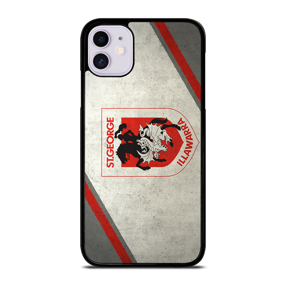 ST GEORGE DRAGONS 1 iPhone 11 Case