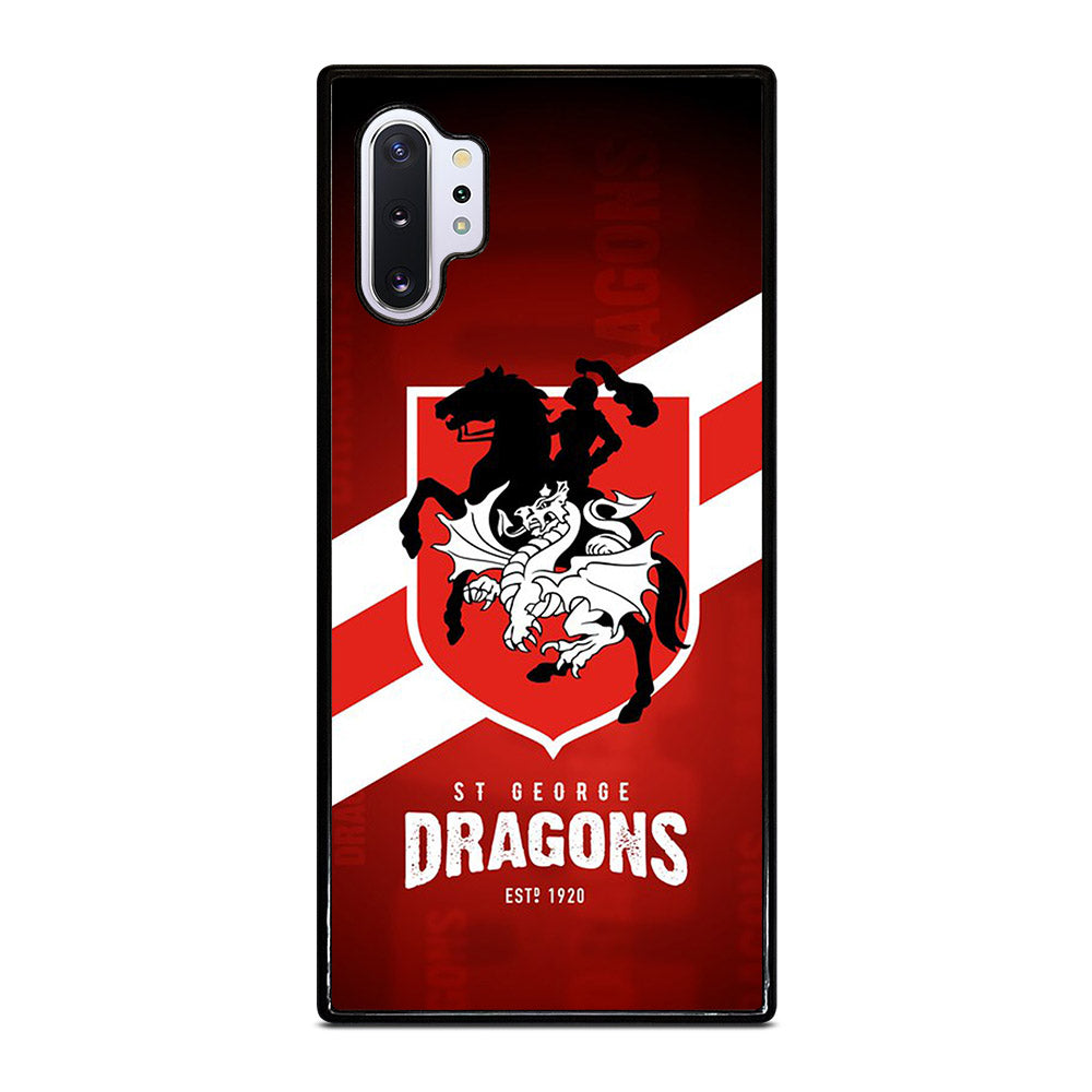 ST GEORGE DRAGONS  EST 1920 Samsung Galaxy Note 10 Plus case
