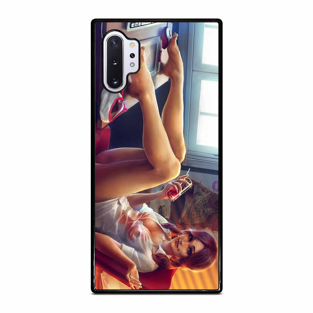 SUMMER PINUP Samsung Galaxy Note 10 Plus case