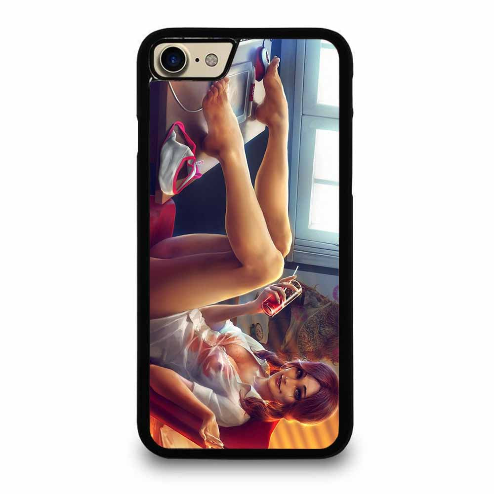 SUMMER PINUP iPhone 7 / 8 case