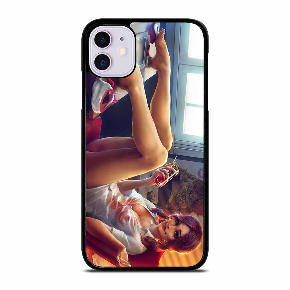 SUMMER PINUP iPhone 11 Case