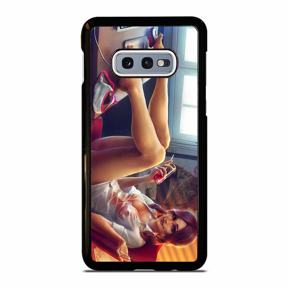 SUMMER PINUP Samsung Galaxy S10E case