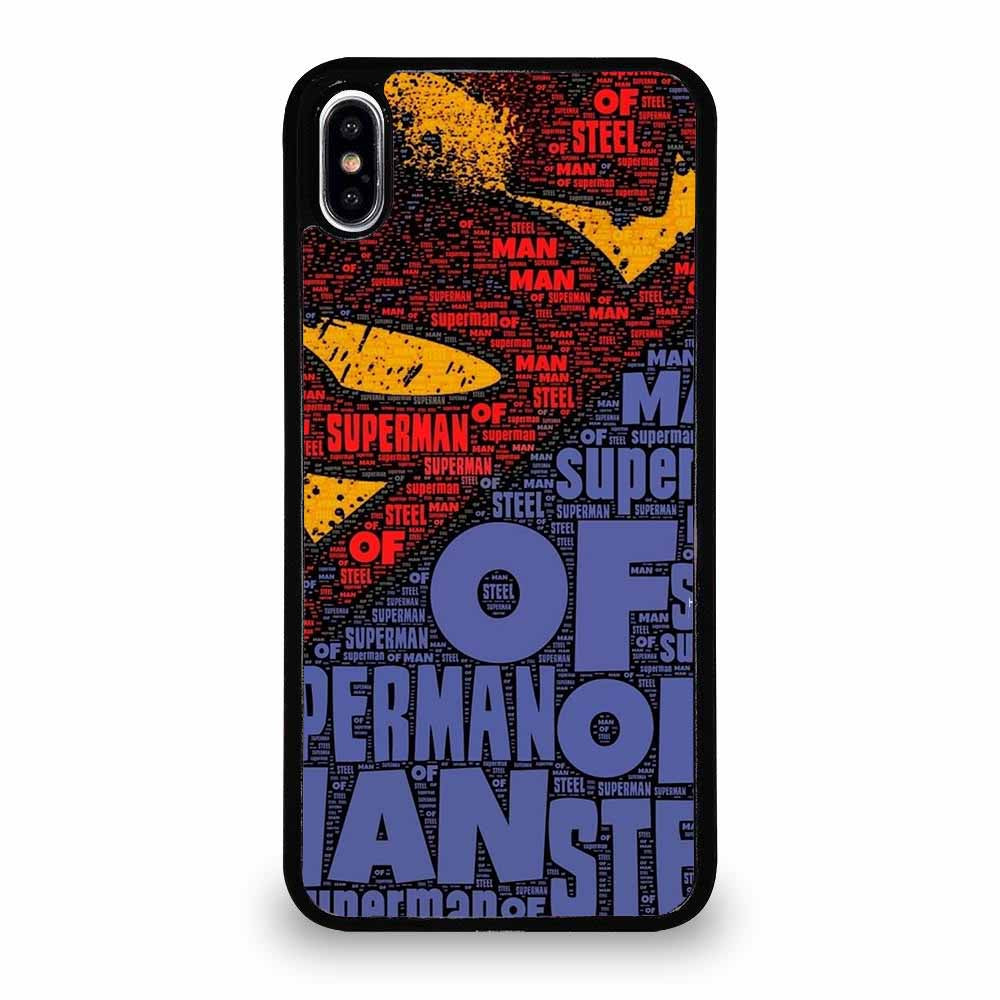 SUPERMAN LOGO NEW iPhone XS Max Case