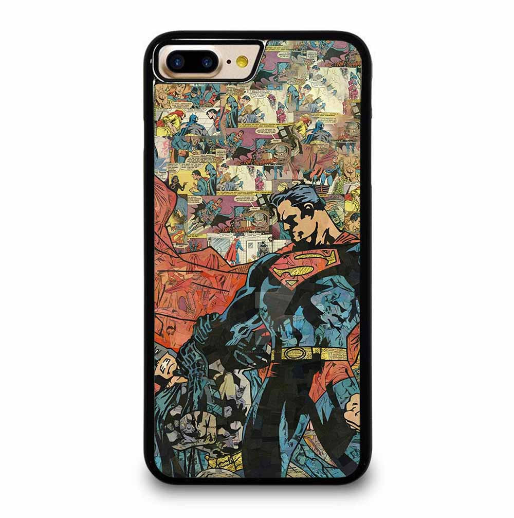 SUPERMAN VS BATMAN COMIC iPhone 7 / 8 PLUS case